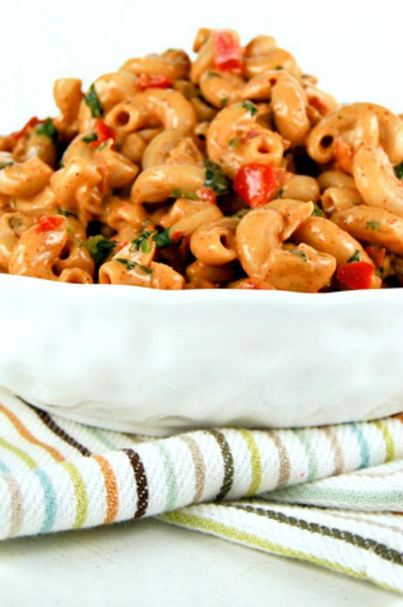 Barbecue-Pasta-Salad