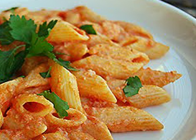 The Best Penne with Vodka Sauce (IMHO)