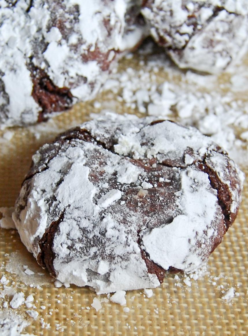 Chocolate Crinkles (1 of 1)
