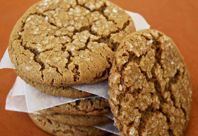 Molasses Spice Cookies - Gonna Want Seconds