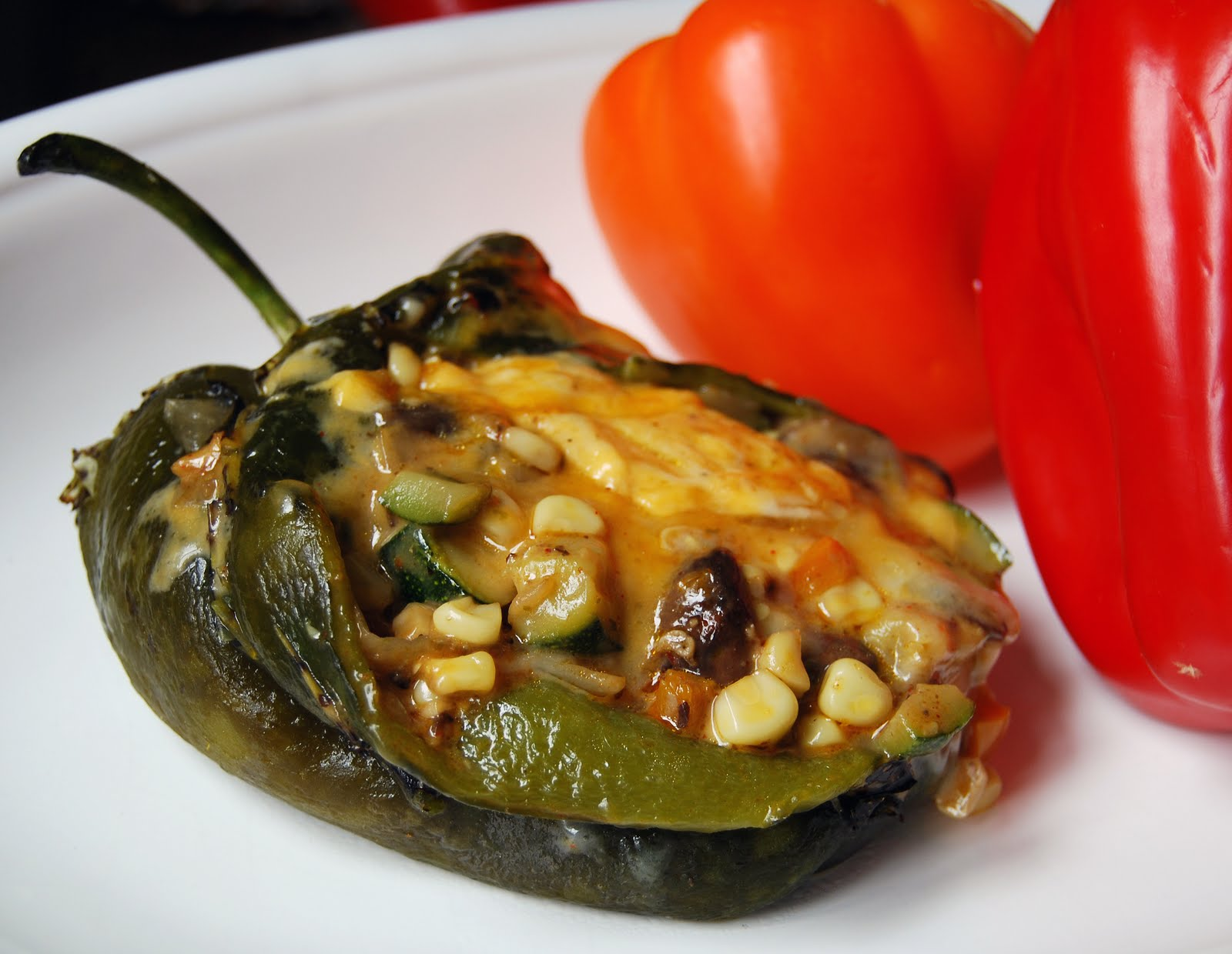 Stuffed Chilis - Gonna Want Seconds