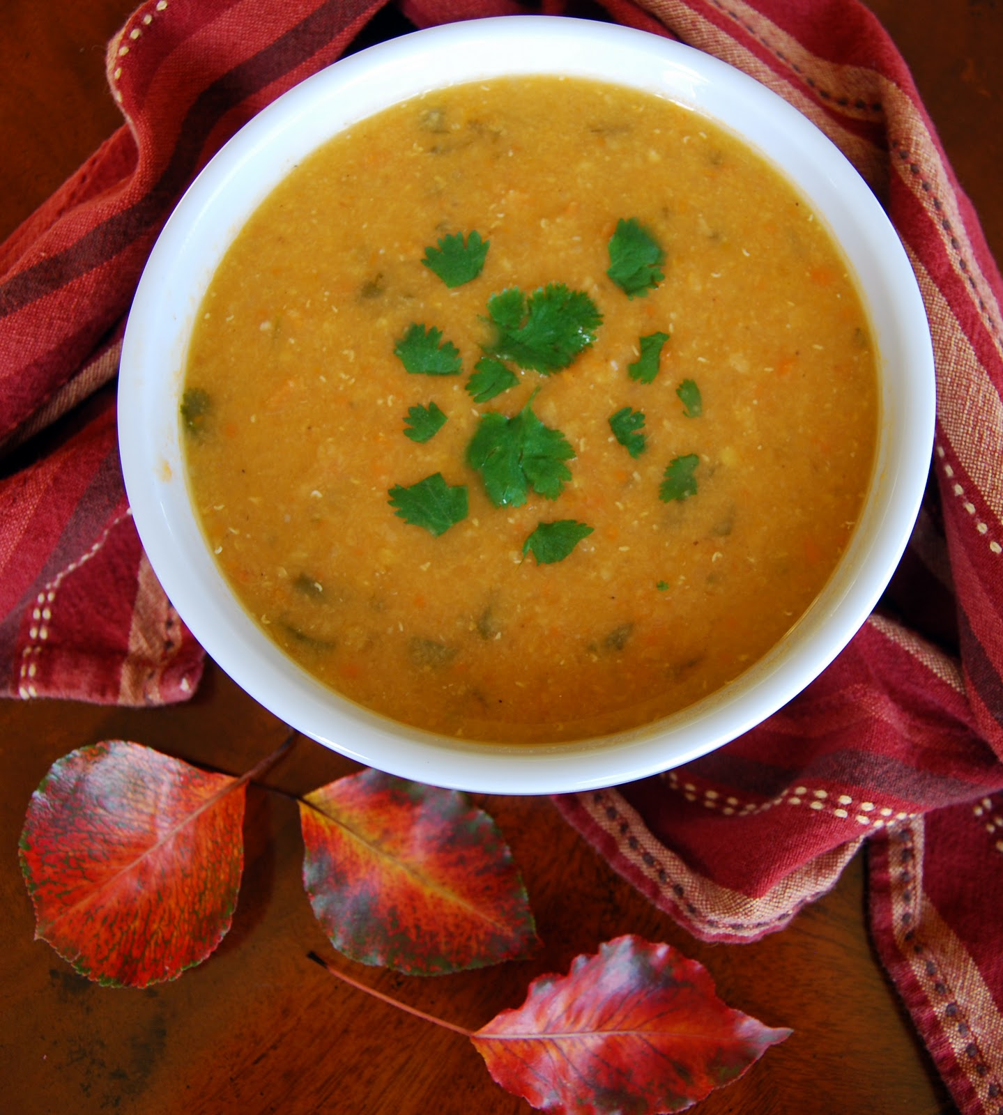 Red Lentil Soup with Lemon - Gonna Want Seconds