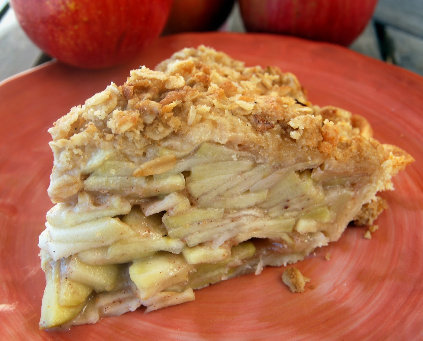 Scott's Old Fashioned Apple Pie - Gonna Want Seconds