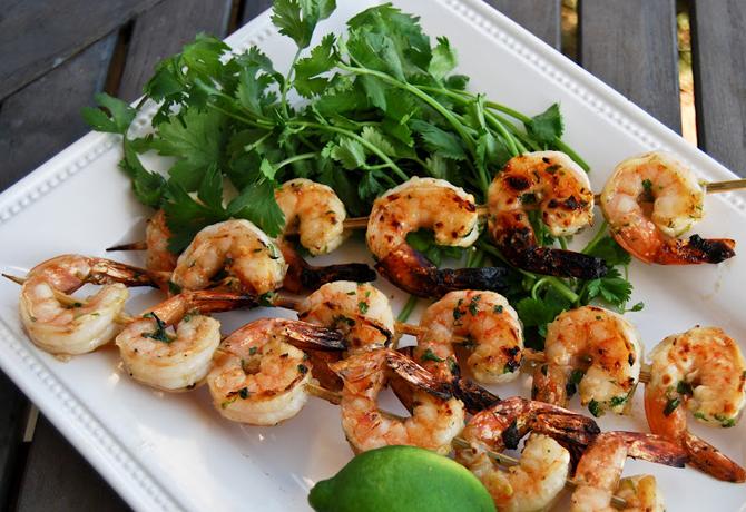 Shrimp Salad Toasts - Gonna Want Seconds