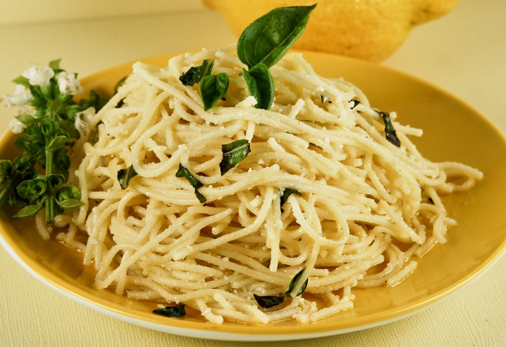 Spaghetti With Lemon And Olive Oil Recipes — Dishmaps
