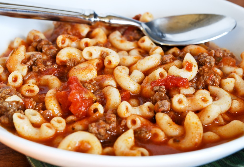 Pasta And Beef Goulash Recipe — Dishmaps