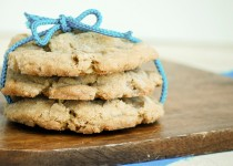 Oatmeal Coconut Cookies