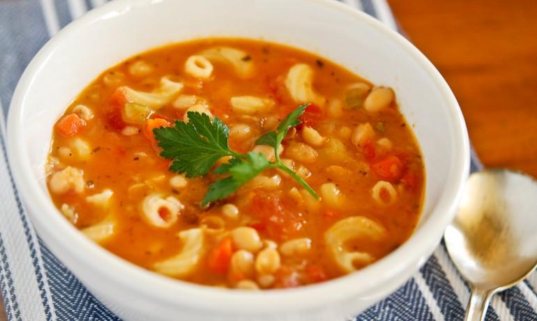 Pasta E Fagioli Soup - Gonna Want Seconds