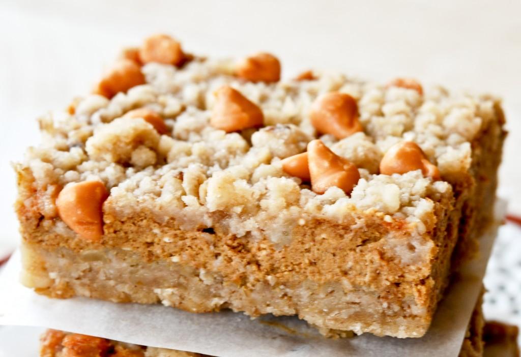 Pumpkin Pie Bars - Gonna Want Seconds
