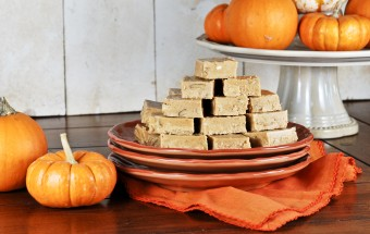 Pumpkin Pie Fudge 1-0149