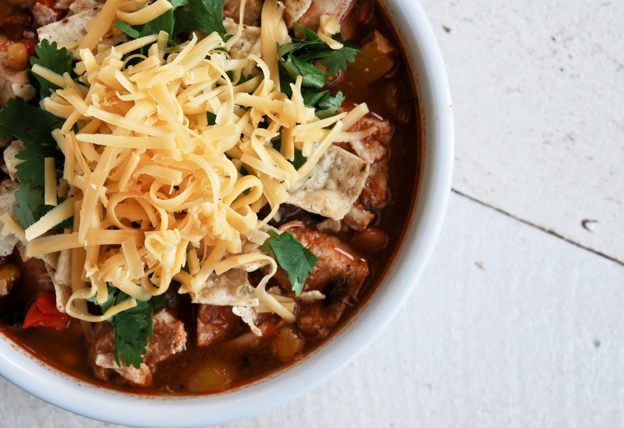 Santa Fe Chicken Stew