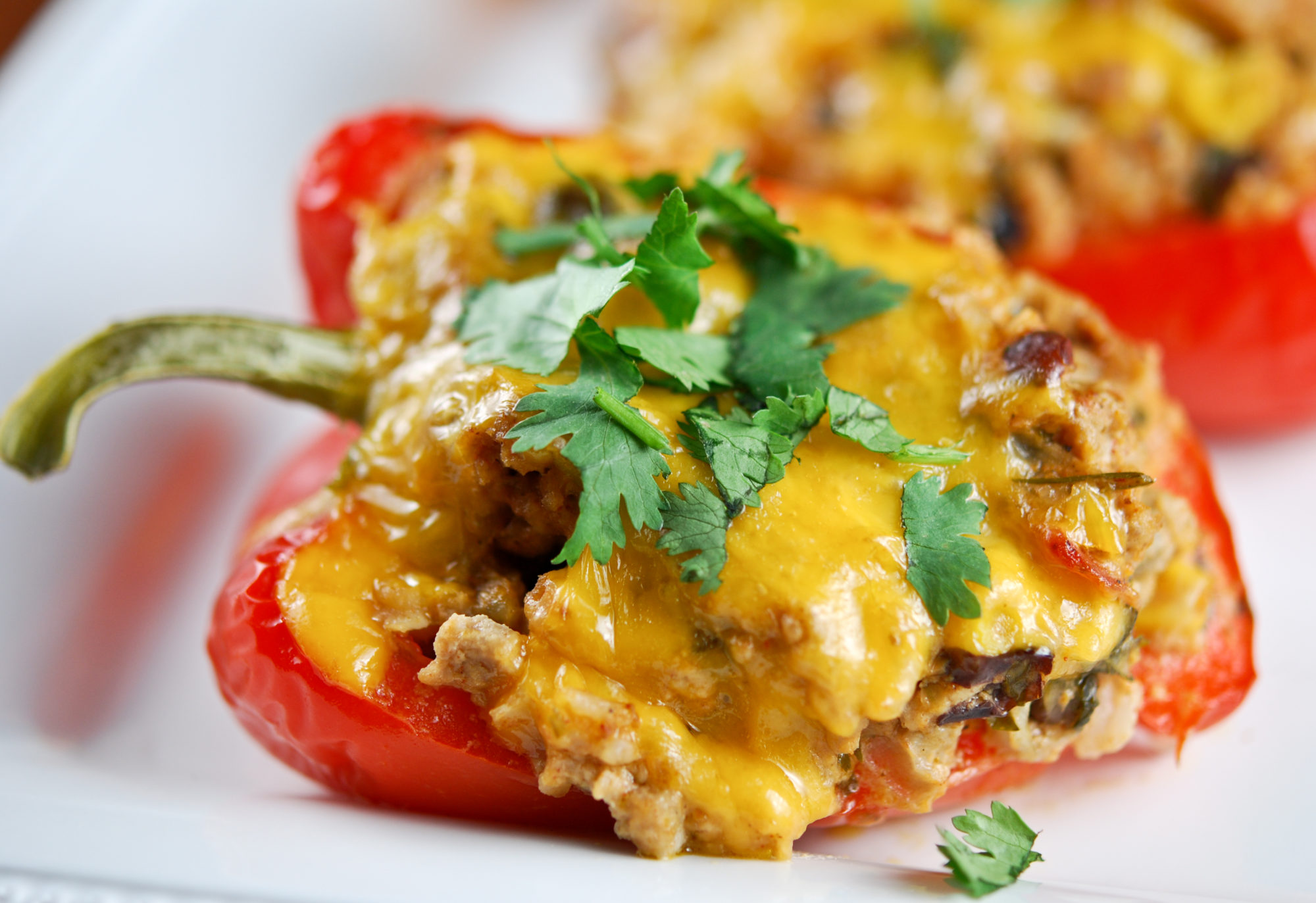 Southwest Stuffed Pepper