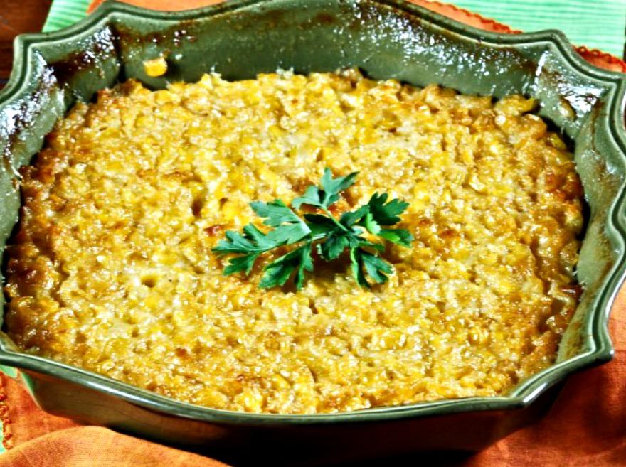 Fresh Corn Casserole Recipe — Dishmaps