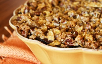 Best Sweet Potato Casserole