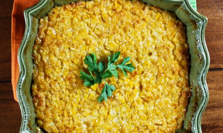 Sweet Corn Casserole - Gonna Want Seconds