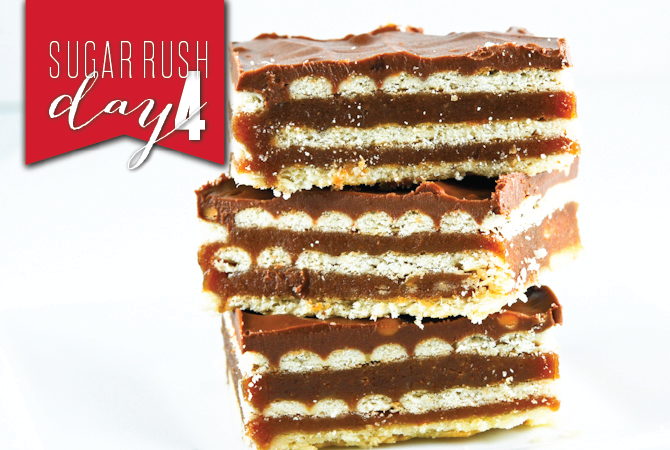sugar rush day4 - crunchers!