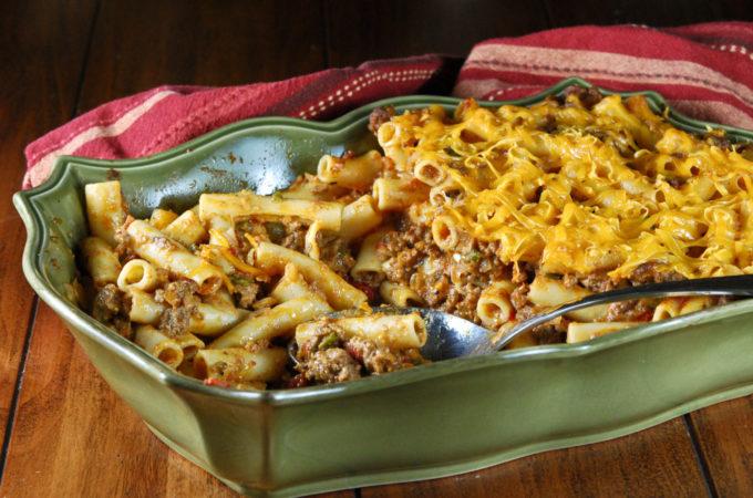 Chili Con Carne Pasta