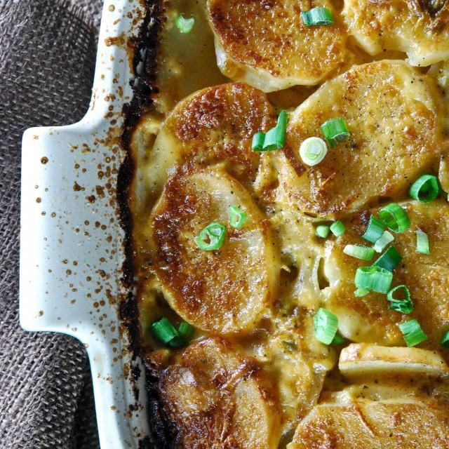 Fleming's Potatoes