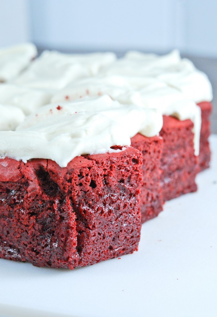 Red Velvet Brownies Gonna Want Seconds