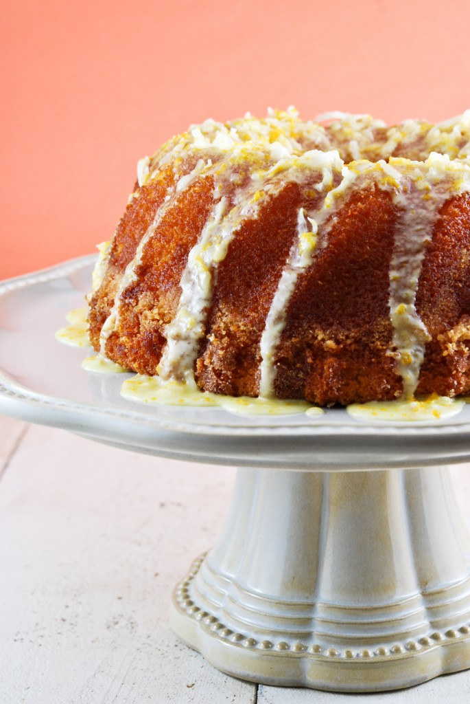 Food Network Harvey Wallbanger Cake