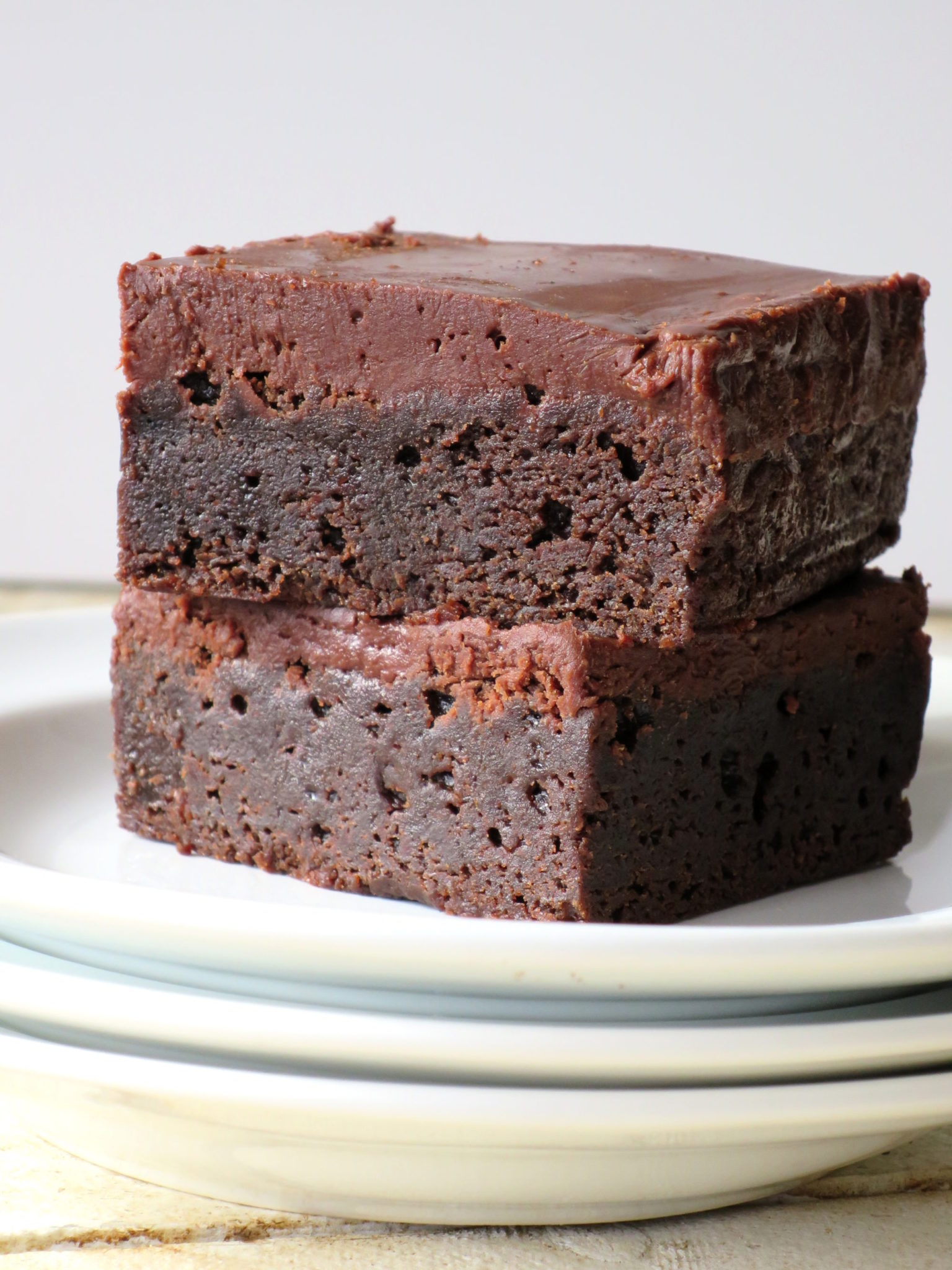 Frosted Fudge Brownies - Gonna Want Seconds