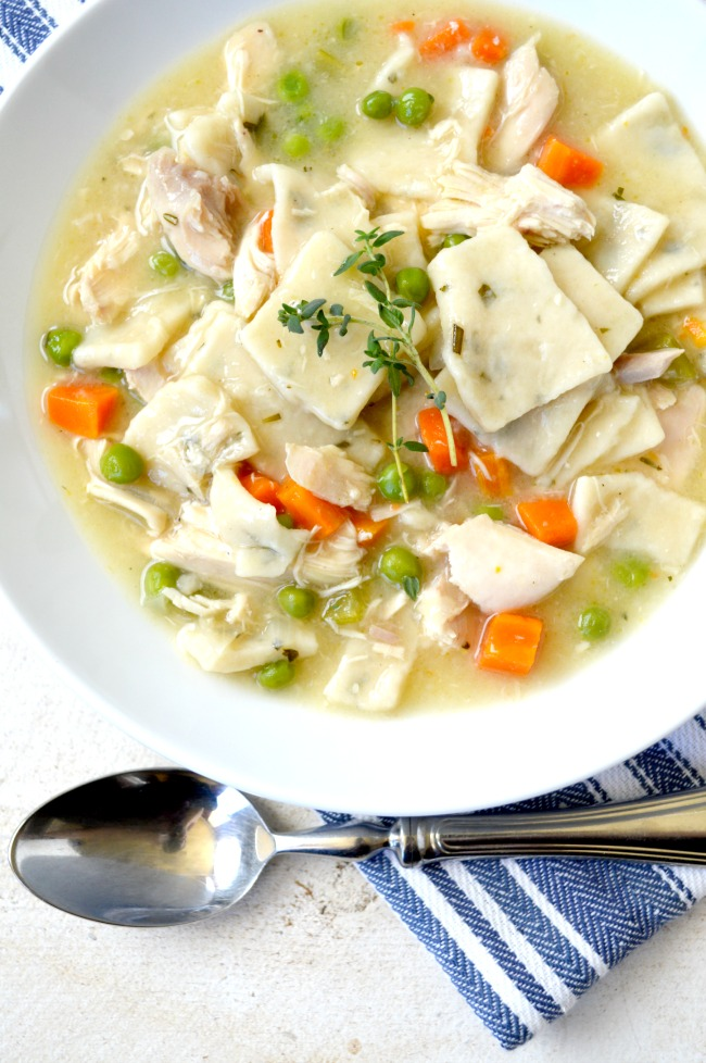 Chicken and Southern Herb Dumplings