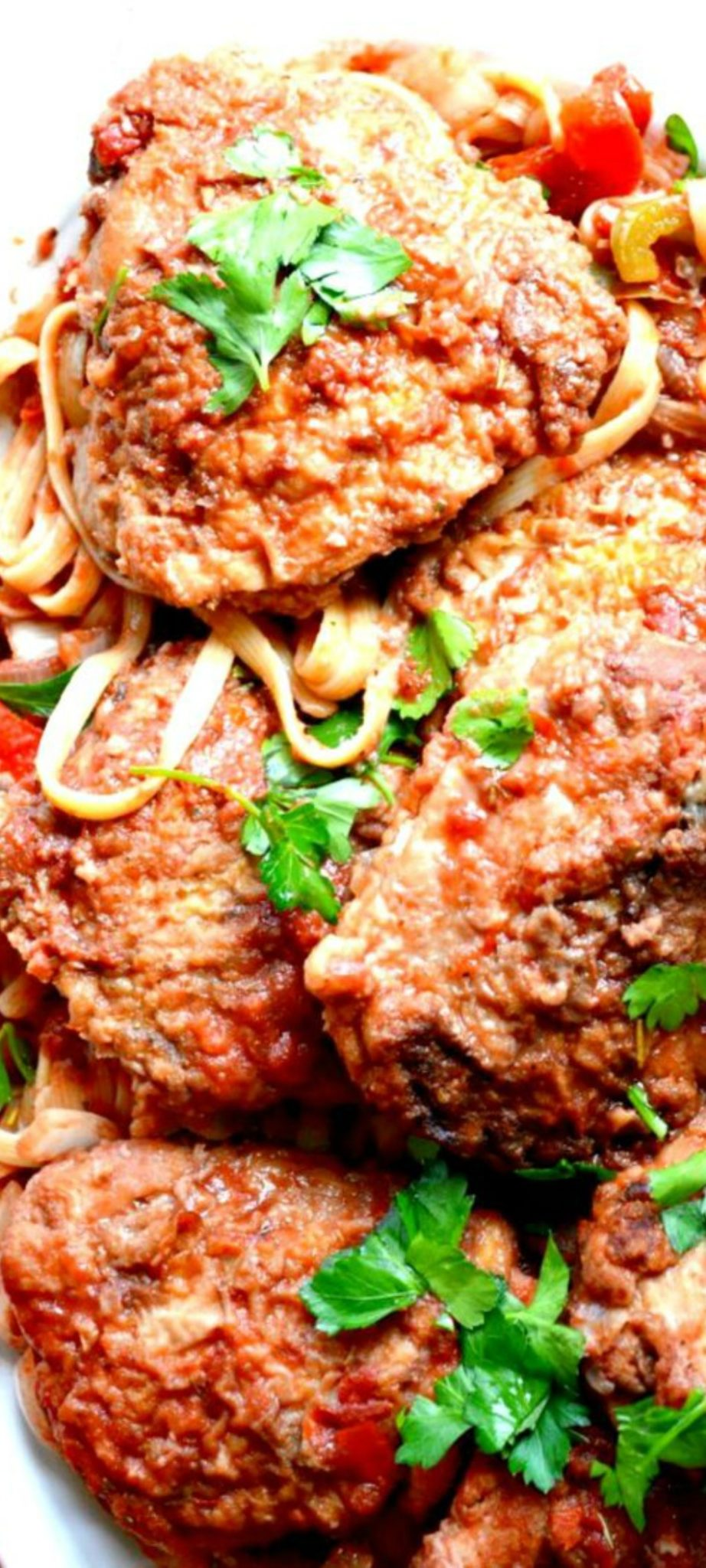 Easy Crock Pot Chicken Cacciatore Gonna Want Seconds