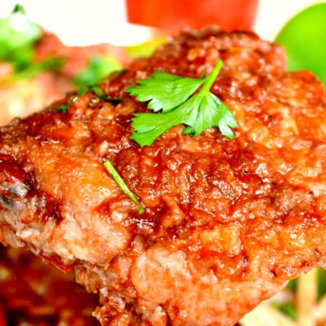 Easy Crockpot Chicken Cacciatore
