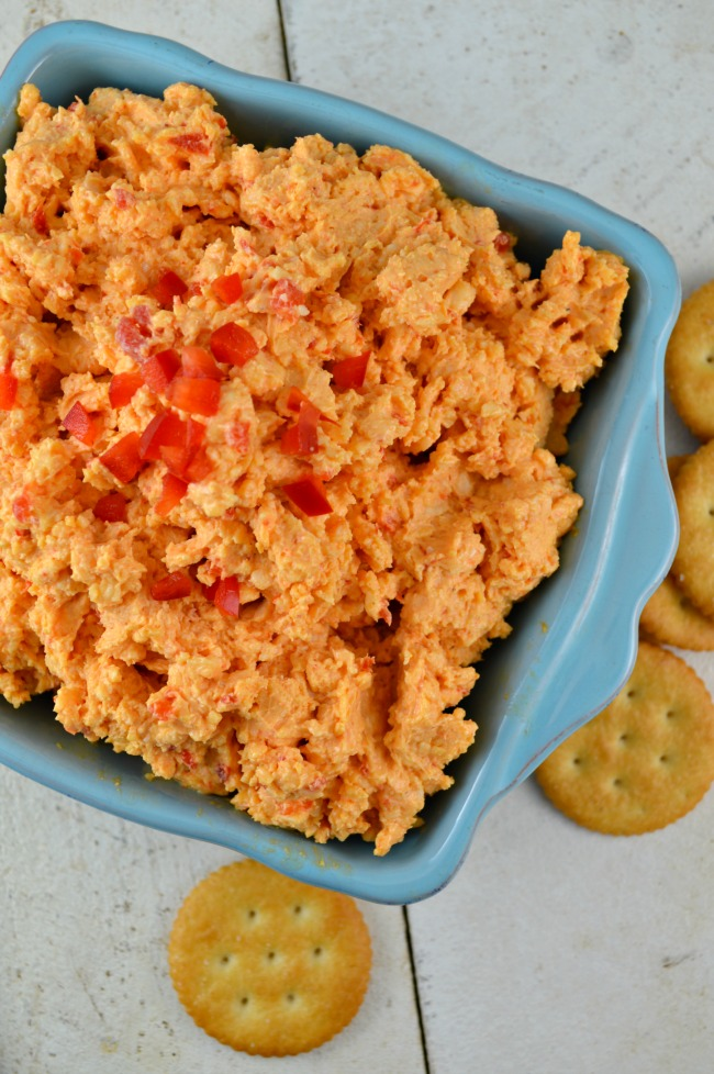 The Best Pimento Cheese Dip - Gonna Want Seconds