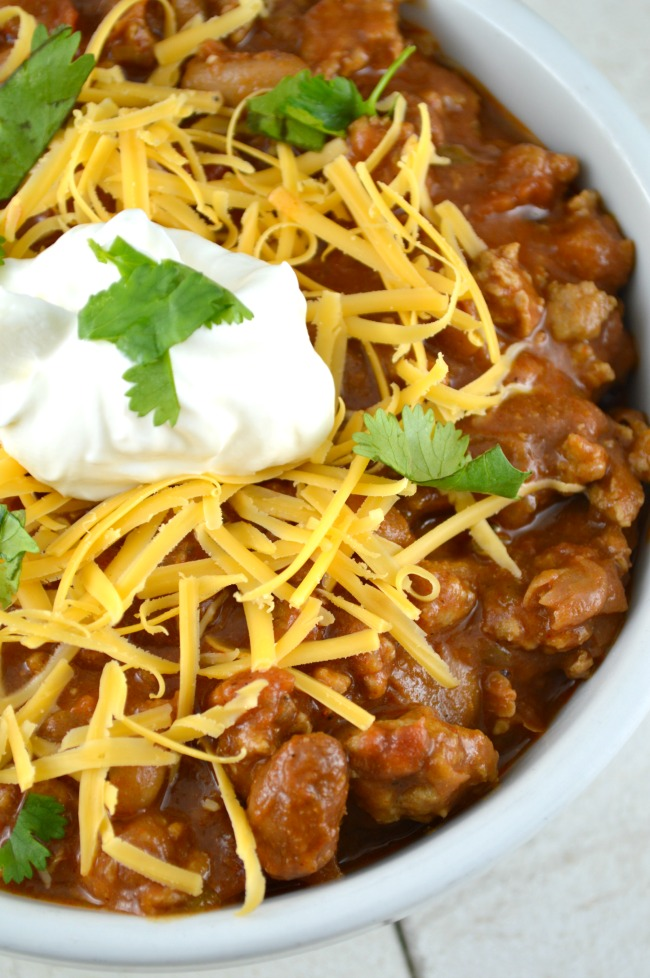 Espinoso Pollo Chili Or Prickly Chicken Chili Recipe — Dishmaps