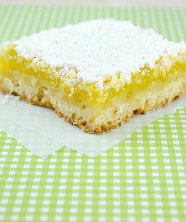 Lucsious Lemon Bars 2