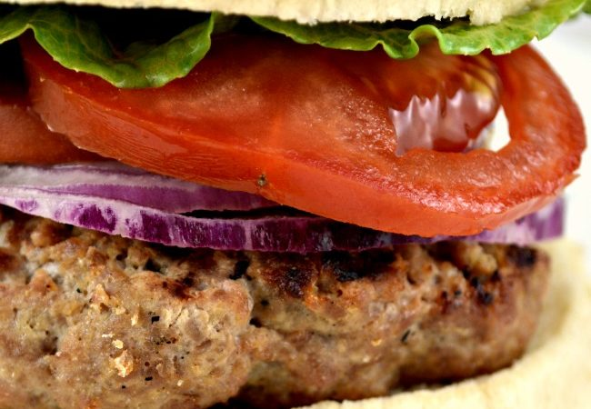 Ultimate Turkey Burgers