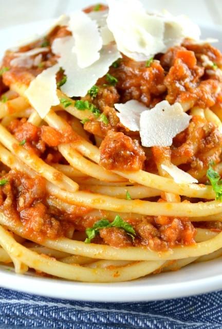 Ragu Bolognese Sauce Hazan