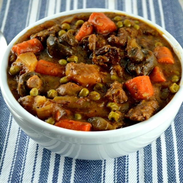 Easy Crock Pot Beef Stew (With Video!)