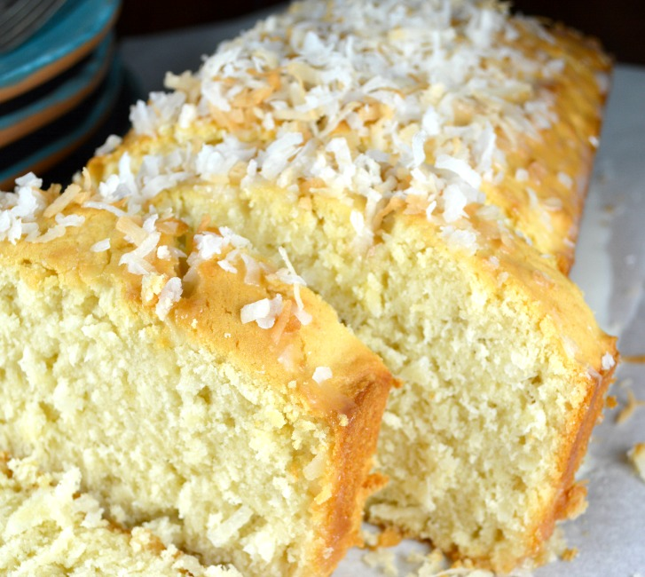 Coconut Buttermilk Cake