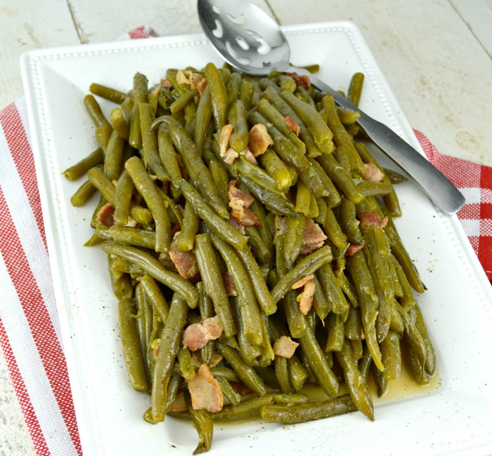 Southern Style Green Beans Gonna Want Seconds