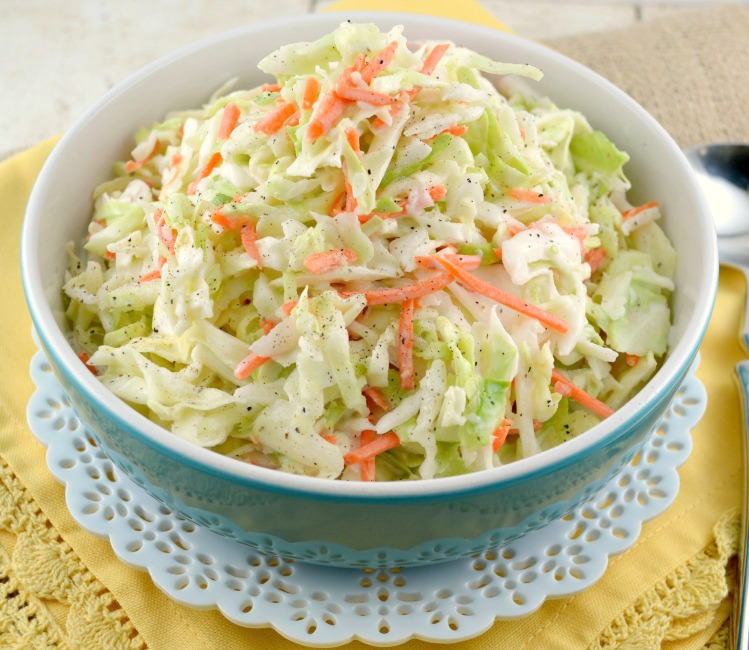 KFC Coleslaw Recipe - Gonna Want Seconds