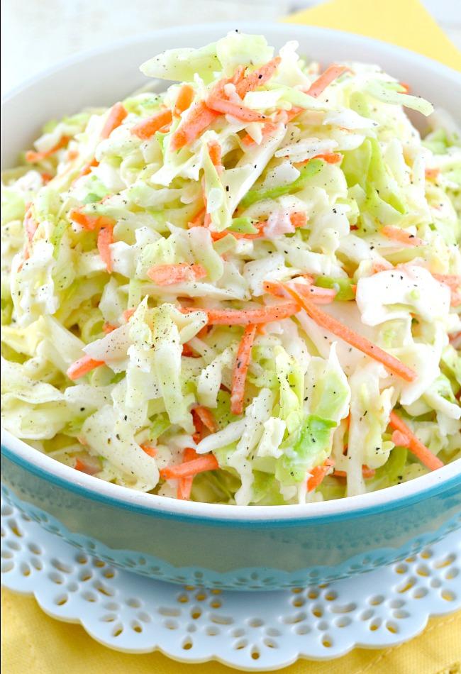Warm Chicken and Cabbage Salad