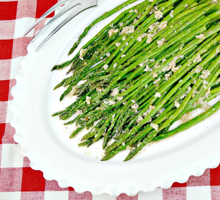Sauteed-Asparagus