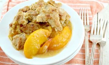 The-Best-Peach-Cobbler