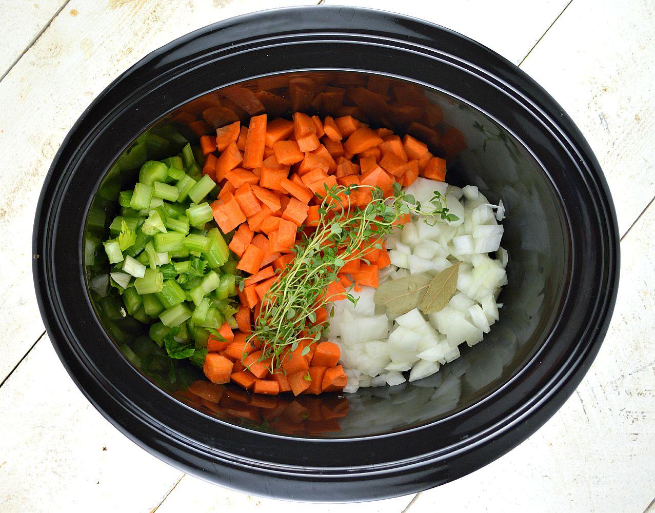 Crock Pot Chicken Noodle Soup - Gonna Want Seconds