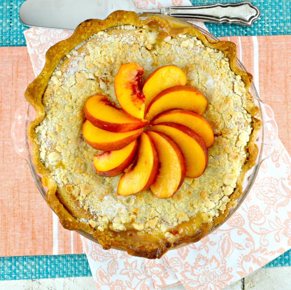 Peaches-and-Cream-Pie