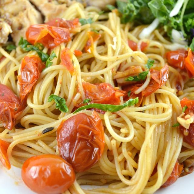 Slow-Roasted Tomato Sauce