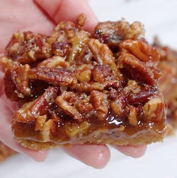 The Best Pecan Pie Bars