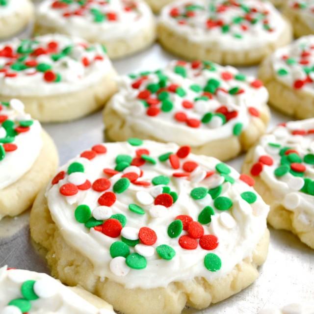 No-Roll-Sugar-Cookies