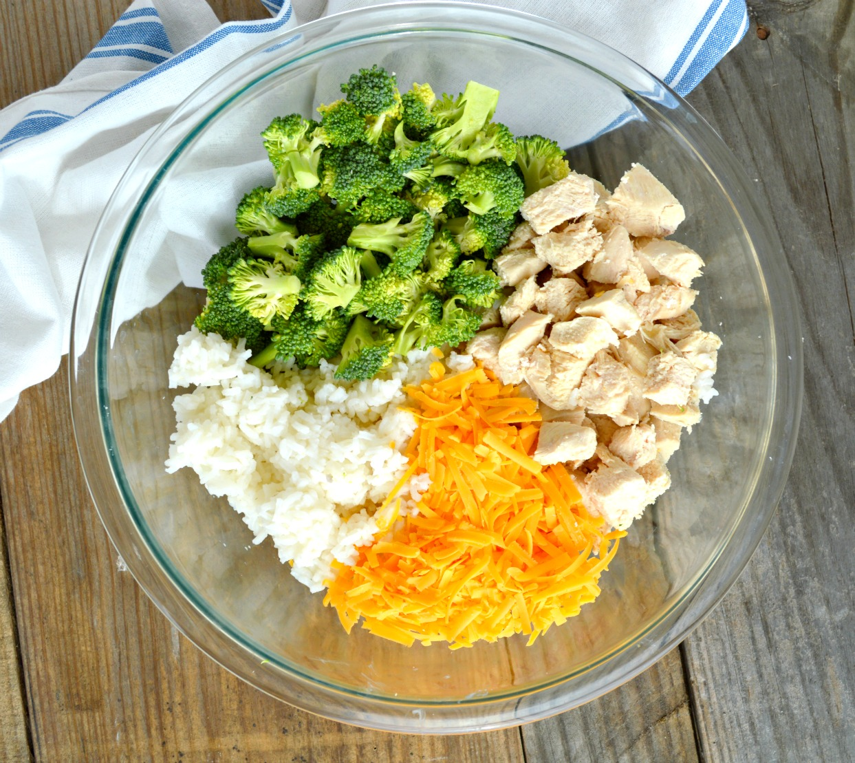 Chicken Broccoli Rice Casserole 10