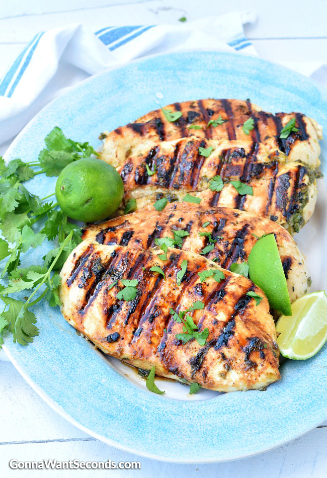 Cilantro Lime Chicken