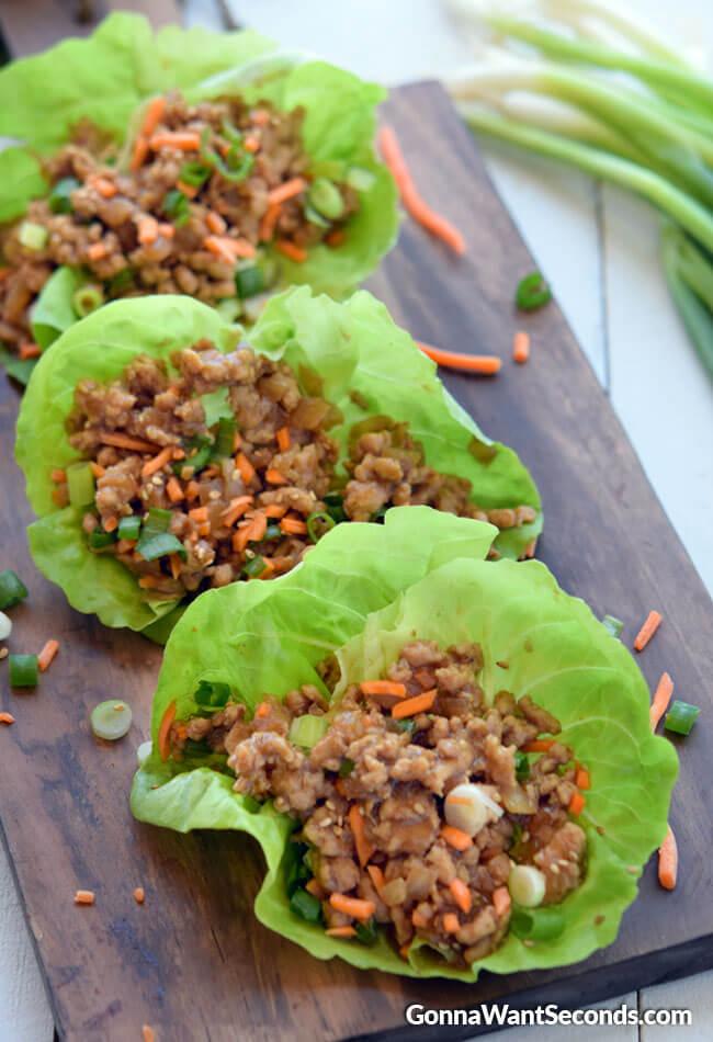 PF Changs Lettuce Wraps