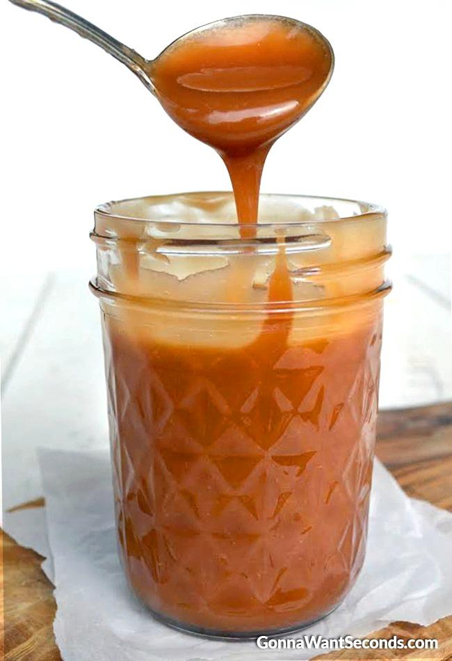 Caramel Sauce Recipe 01