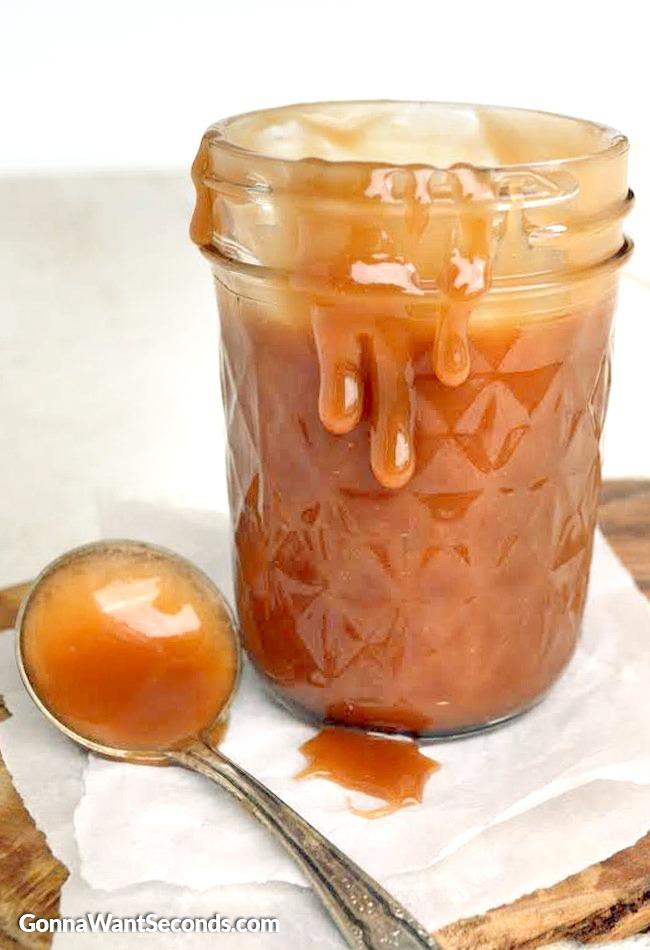 Caramel Sauce Recipe 03